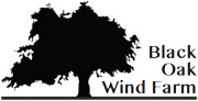 Blacl Oak Wind Farm logo